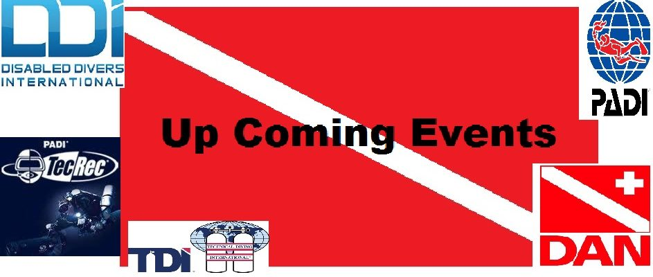 Up Coming Events